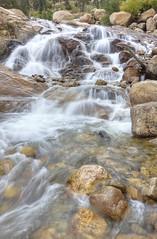 Alluvial Fan & Lawn Lake Flood (Rich'sPics) Tags: waterfall colorado rockymountainnationalpark alluvialfan photoshopelements photomatix tonemapping lawnlakeflood