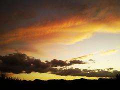 2011-10-25--18:56-Ma-Minorca-Spain. (ssantastic) Tags: orange cloud atardecer gris power dusk gray wolke grau cielo strom nube claroscuro anaranjado abenddmmerung lightandshade lichtundschatten encendido hmmel rusoespaolrusosky