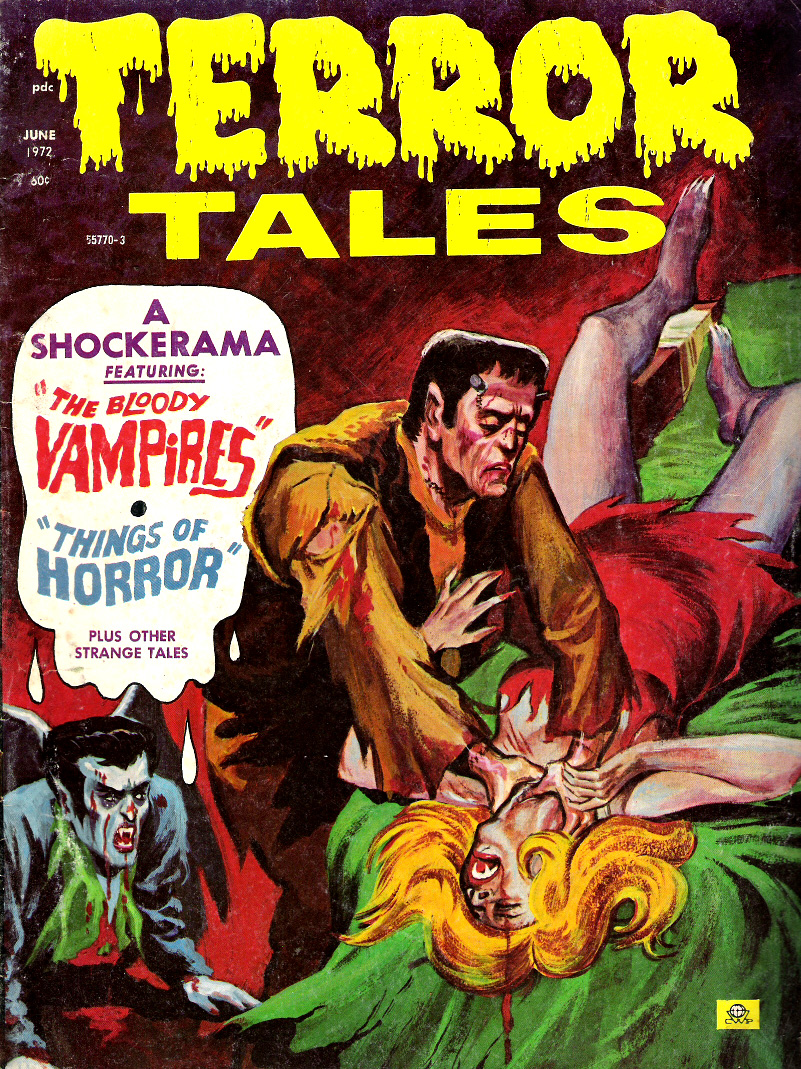 Terror Tales Vol. 04 #4 (Eerie Publications, 1972)
