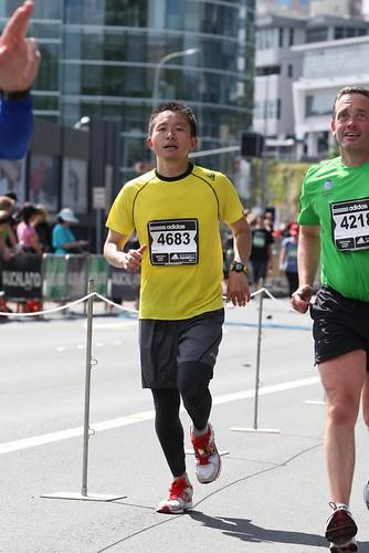 Auckland Marathon 2011