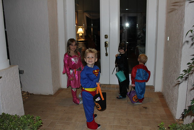 The Superhero Brigade