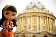 Oxford, UK - Radcliffe Square