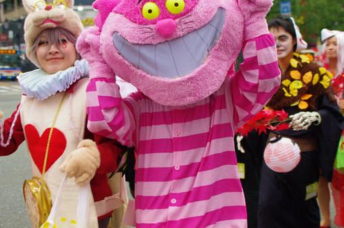 KAWASAKI HALLOWEEN 2011 Parade IMGP8557