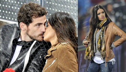 Iker Casillas y Sara Carbonero 2
