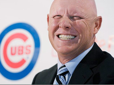 Mikey Quads Out as Cubs Manager