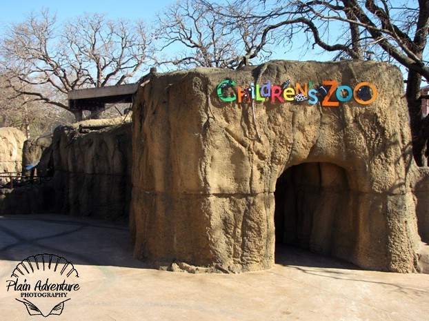 Children's Zoo Entrance