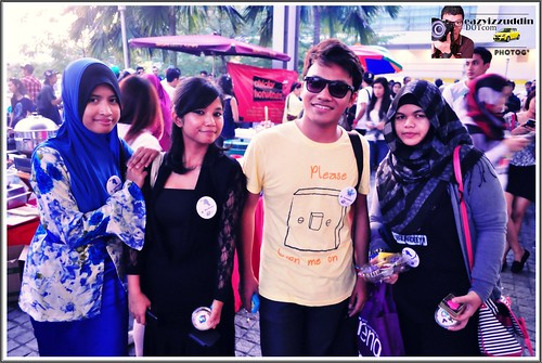 #OctTwtFest-Hanim, Elyani, Nazim, Nadiah
