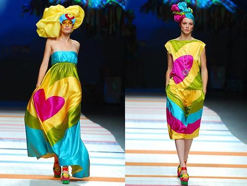 Agatha-vestidos-amarillo-verde-fucsia