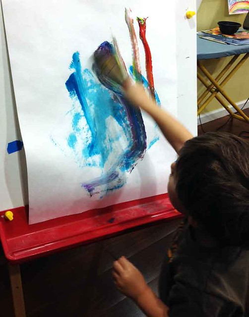 Kestan painting thank you