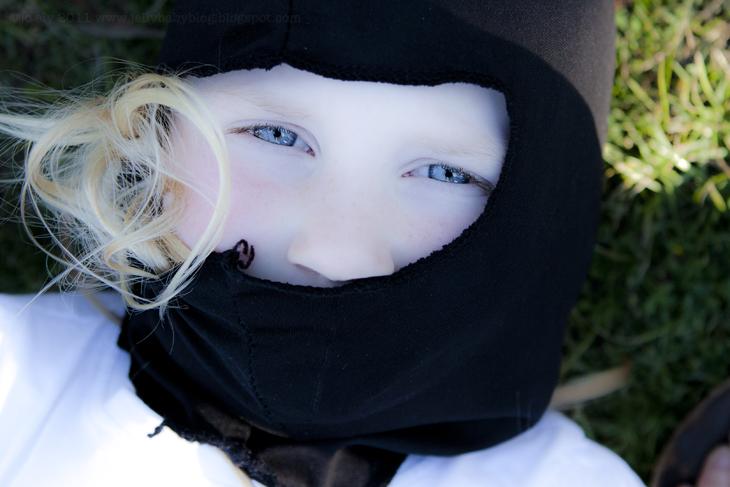 ninja girl