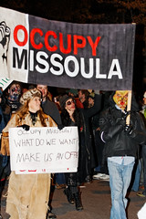 Occupy Missoula in the 2011 Day of the Dead Parade (CT Young) Tags: dayofthedead montana folkart parade missoula diadelosmuertos november2 missoulamt missoulamontana dademuertos downtownmissoula diadelosmuertosparade occupymissoula missouladayofthedeadparade downtownmissoulaatnight