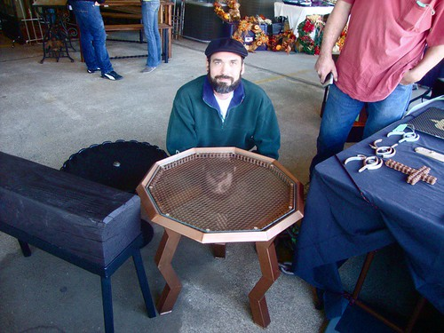 John Adam McWilliams, the Iron Scotsman, Maker's Fair / Shreveport / Nov '11 by trudeau