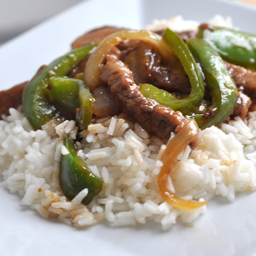 Pepper Steak – The Way to His Heart