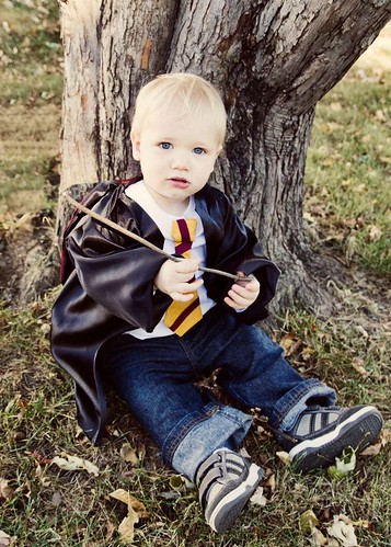 Ian, Gryffindor Wizard