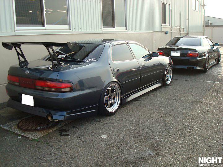 600Hp Toyota Cresta