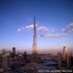 Burj Khalifa Tower Dubai (Beech Ovens) Tags: tower dubai khalifa armani burj beechovens