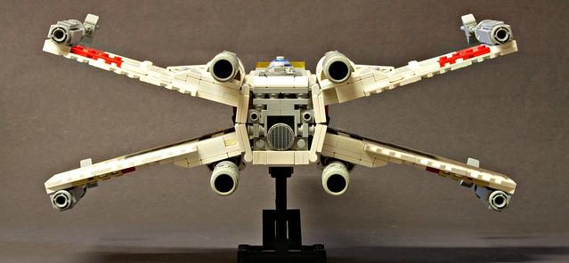 Psiaki's X-wing 6334001635_5e966d24aa_z