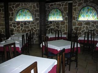 La Guardia (Pontevedra) | Restaurante Trasmallo | Comedor