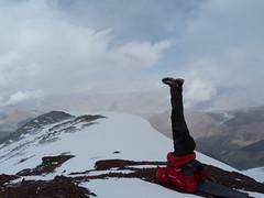 19, Trek Golep Kangri, yoga around 6000 meters, Ladakh, Himalaya (Eric Lon) Tags: mountains yoga mountaineering himalaya ladakh association inde montagnes ericlon randonner trektrekking yogatrekking