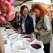 Visita a la Feria de la Alubia de Casar de Periedo