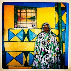 Lasadacwo village Somaliland  thru Iphone Hipstamatic (Eric Lafforgue) Tags: africa woman distortion color apple yellow shop religious graffiti photo war veil interior patterns muslim islam religion nobody application indoors photograph afrika somali spirituality spiritual somalia chromatic islamic somaliland afrique iphone hornofafrica muralpainting aberration onepersononly onewomanonly 2817 shariah somalie africanethnicity achromatism britishsomaliland somali somailand   szomlia   hipstamatic blackethnicity soomaaliland  shariashariah