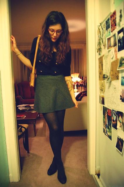 doorway outfit