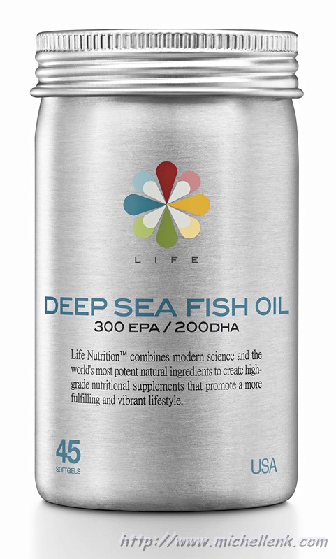 Life Nutrition Deep Sea Fish Oil
