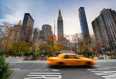 New York, Yellow Cab