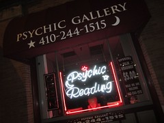 """psychic gallery - psychic reading"" ..."