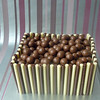 White & milk Chocolate Malteser Cake (Allesley Sugarhorse) Tags: cake chocolate malteser
