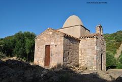 Nuxis chiesa sant'Elia (Reme'ny) Tags: sardegna sulcis nuxis chiesabizzantina