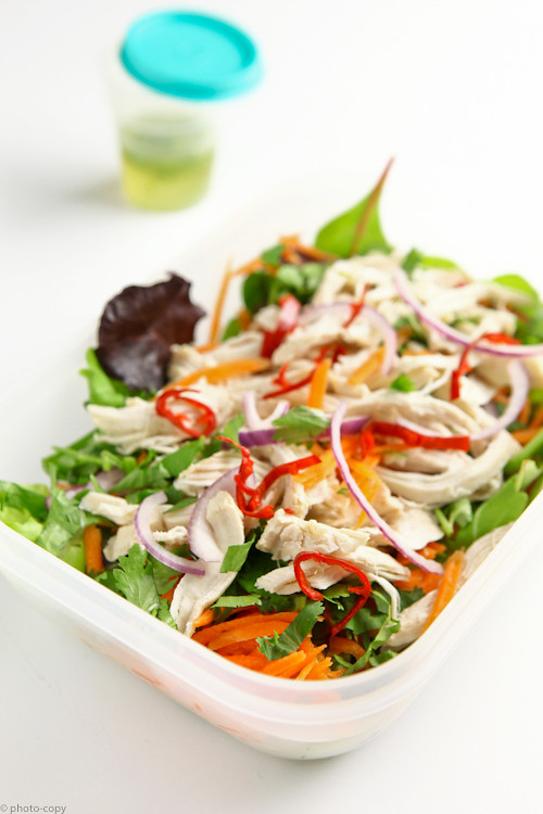 thai lunch salad