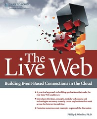 The Live Web - Front Cover