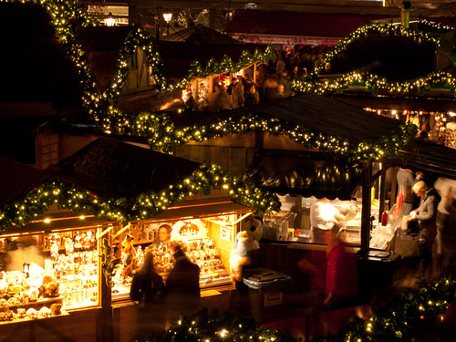 Christmas market in Aachen/Aachener Weihnachtsmarkt