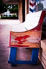 654.730 - Bench (Randy Herbert) Tags: nikon texas garland potd project365 d700 101811 october2011 project36612011 randyherbert 3652011 2011inphotos