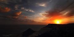 The great attractor (Robyn Hooz) Tags: sunset canon eos grande tramonto nuvole waves corse great corsica sigma wideangle cliffs mari luci sole grandangolo sule onde scogli scogliera attractor hsm 550d 1020ex saariysqualitypictures attrattore