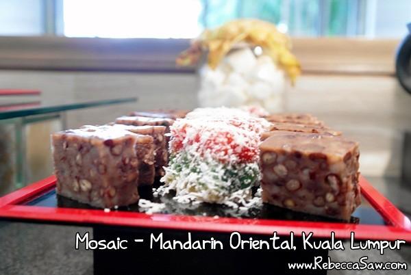 Mosaic- Mandarin Oriental, Kuala Lumpur-33