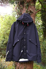 Folk Rain Mac. (Nicolas Ticklish) Tags: raincoat madeinengland rainmac folkclothing folklondon folkrainmac folkaw11 folkclothingrainmac