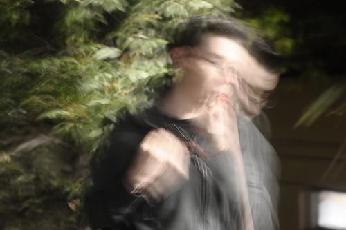 Blazing blur