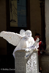 Cupid in florence (ZUCCONY) Tags: italy white florence europe angle uffizi 2010 rememberthatmomentlevel1