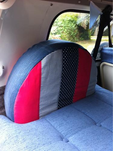 wheel - Interior Spare wheel Cover ! 6222411481_c5de4a27a3