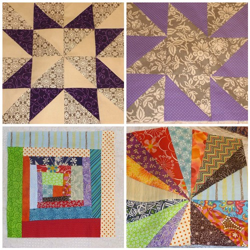 September Bee Blocks