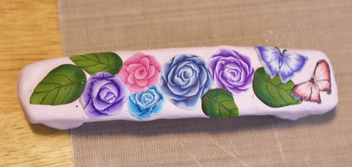 polymer clay drawer pulls (9)