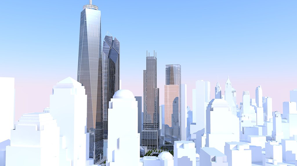 freedom tower new york architect