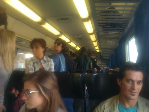 Treno Regionale Veloce Torino Milano