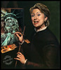 Hillary Clinton (26.10.1947) (The PIX-JOCKEY (visual fantasist)) Tags: portrait woman usa celebrity america photoshop painting joke politics fake manipulation humour vip photomontage chop draw hillaryclinton ritratto fotomontaggi artarte robertorizzato pixjockey