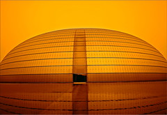 () Tags: china beijing    flickraward nationalcenterperformingarts