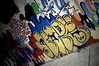 a busy wall in Fishtown... (damonabnormal) Tags: street city urban streetart philadelphia canon graffiti mural tag tagged urbanart pa streetphoto spraypaint philly graff phl fishtown nope 215 tagz streetwriter throwie g9 cancontrol muralwall philadelphiagraffiti canong9 wallbomb