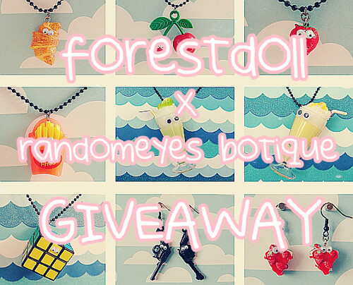2nd giveaway!