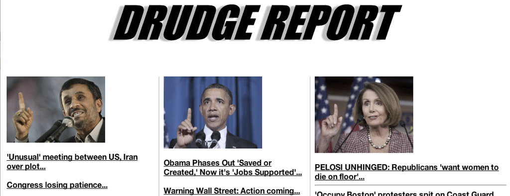 Drudge 3pix alike